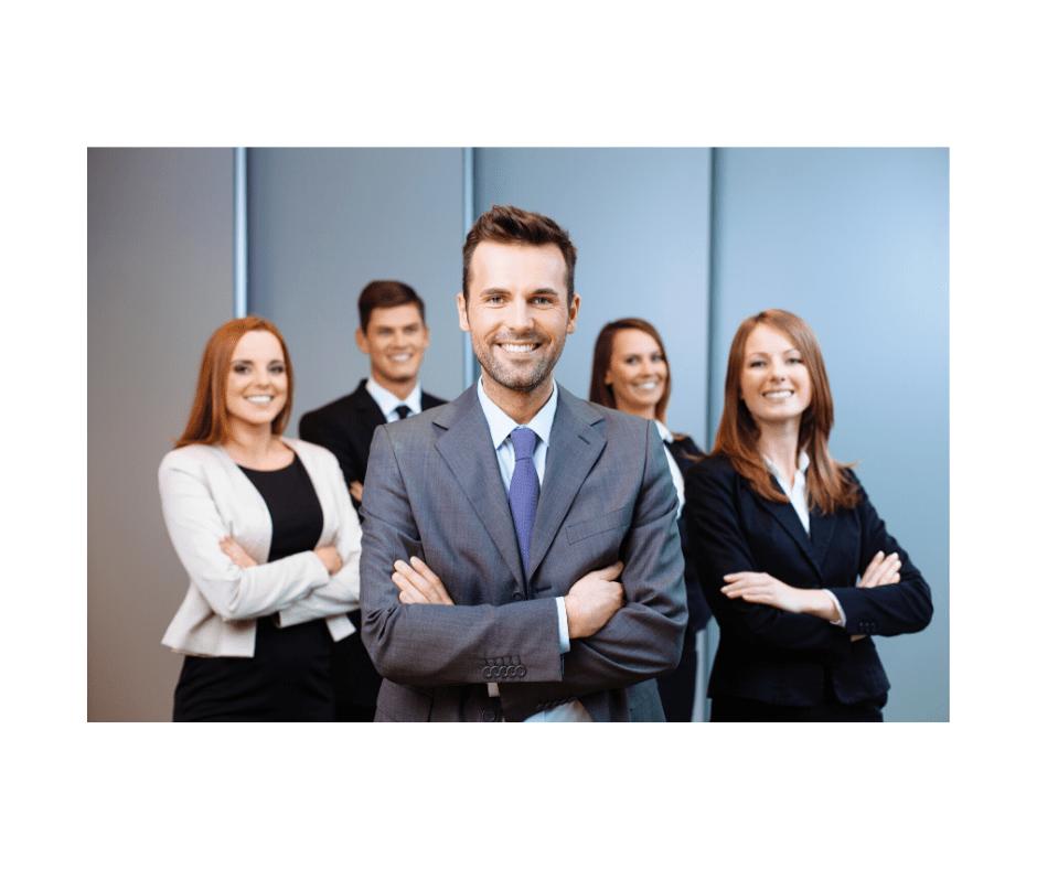 Encuentra a los líderes dentro de tu organización